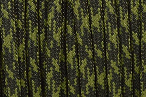 UPC 789859976680, BoredParacord Brand 550 lb OD and Moss Camo Paracord (100 feet)