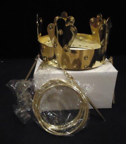 Ochun Herramientas - Tools with Crown by Botanica Achaba by E Vigilia