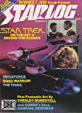 Starlog #61 Aug. 1982 Megaforce Road Warrior The Thing Khan Jedi Blade Runner