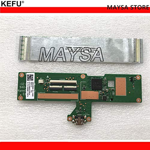ShineBear ME571K REV:1.4 Fit for Asus Nexus 7 2nd Dock Connector Charging Board Connector USB Board ME571K Repair Parts - (Cable Length ONLY USB Board) by ShineBear