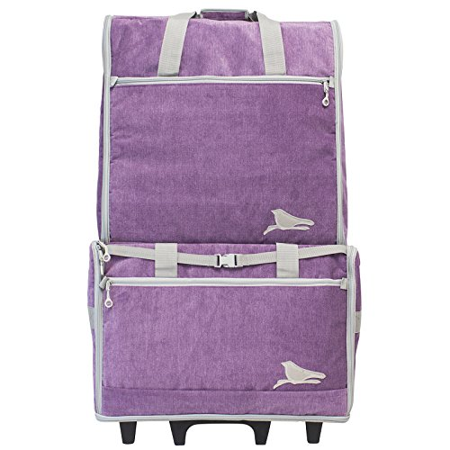 "BlueFig Designer Series DS23 Song Bird 23"" – 2 Piece Combo In Purple by Bluefig"