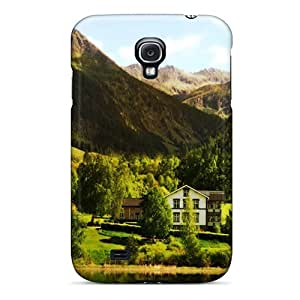New Arrival Galaxy S4 Case The Village Of My Dreams Case Cover