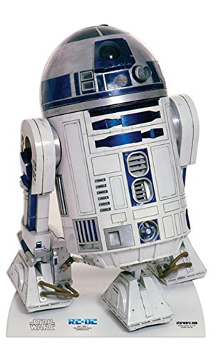 Star Cutouts R2-D2 (Star Wars: The Last Jedi) sagomato SC1077