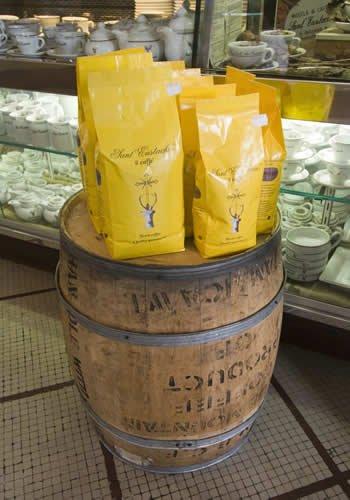 Sant Eustachio Whole Beans in Bag 1kg/2.2lb