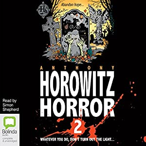 More Horowitz Horror Audiobook