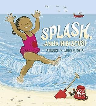 book cover of Splash! Anna Hibiscus