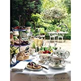 Wedgwood Wild Strawberry Tea Saucer, White