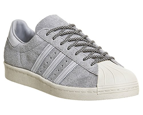Superstar Adidas Herren Baskets Base Gris Tq8wAqU