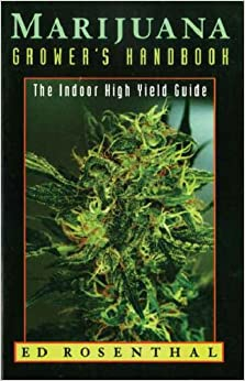 Book Marijuana Grower's Handbook: The Indoor High Yield Guide