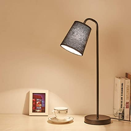 Desk Lamp, LED Table Lamp For Office Home Lighting (Color ...