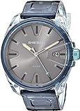 Diesel Men's MS9 Stainless Steel Analog-Quartz Watch with Polyurethane...