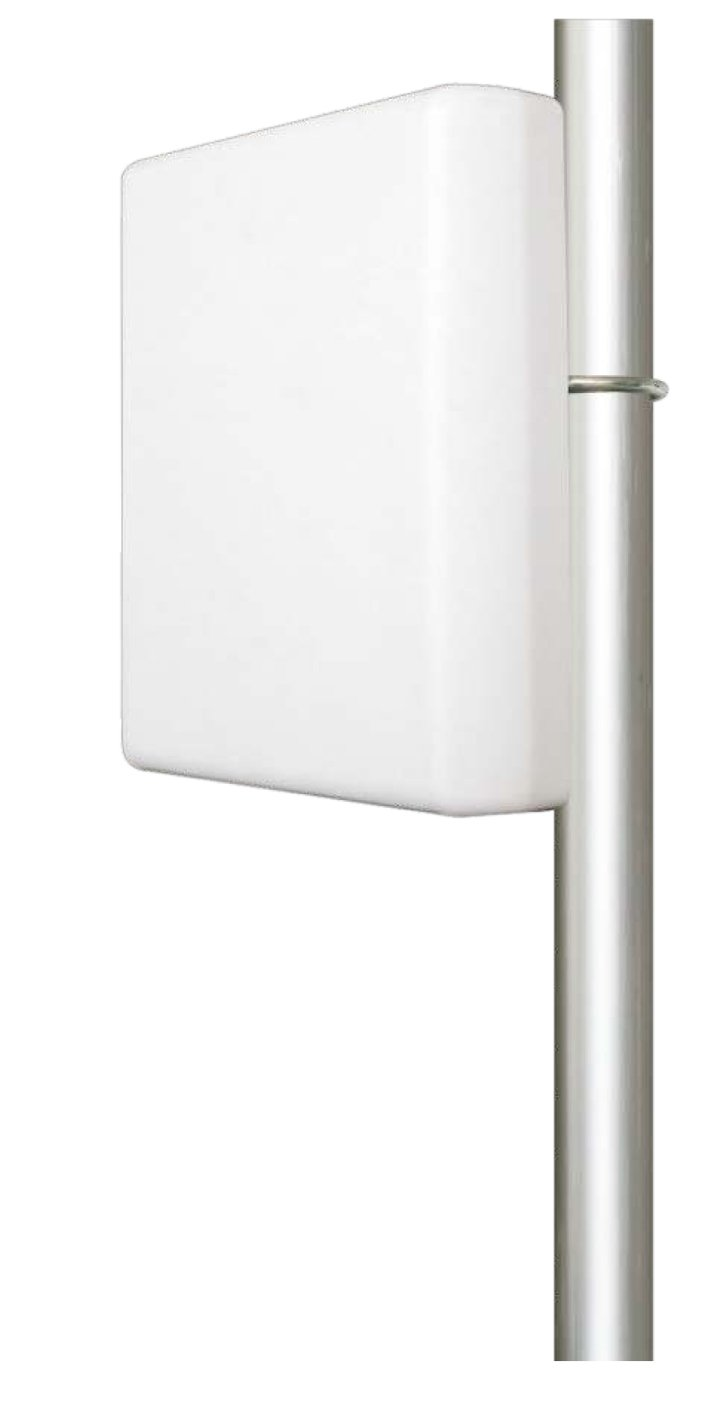Tupavco TP542 Panel WiFi Antenna - 2.4GHz/5GHz-5.8GHz Range - 13dBi - Dual Band/Multi Band - Outdoor - Directional - Wireless Antenna (2400-2500/5150-5850MHz)