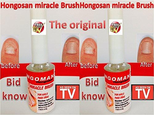 2 Hongosan Best Anti-fungus Fungal Killer Fast Cure the Best Product 4 Cure Nail Hongosan Para Combatir Los Hongos En Las Uñas Mejor Que Zanaquick by HONGOSAN HONGOMAN