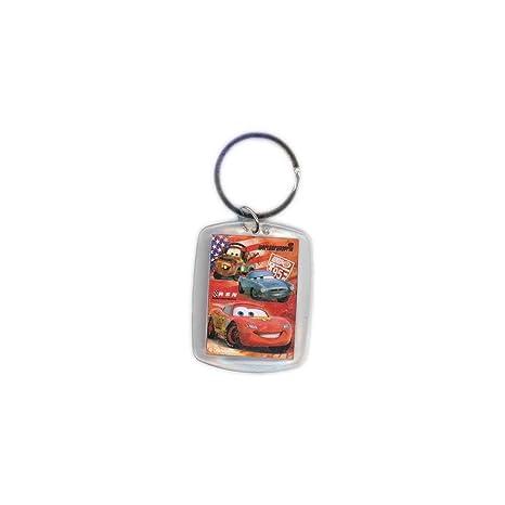 GUIZMAX Llavero Disney Cars Nr 1 Llave: Amazon.es: Juguetes ...