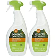 Seventh Generation Disinfecting Multisurface Cleaner PACK OF 2