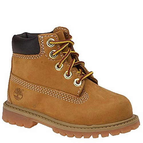 - Timberland Kids' 6 Inch Premium Infant-Toddler Boot 12 M US Little Kid Wheat