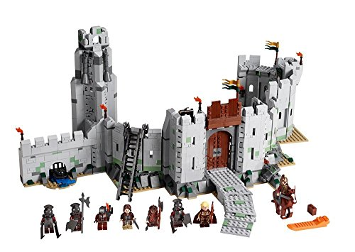 LEGO (Battle of The Lord of The Rings Helms Deep 9474