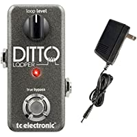 TC Electronics Ditto Looper Effects Pedal w/ Bonus Power...