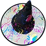 Halloween Costume Accessory Witch Hat for Women Men Cosplay Party Carnivals Cap
