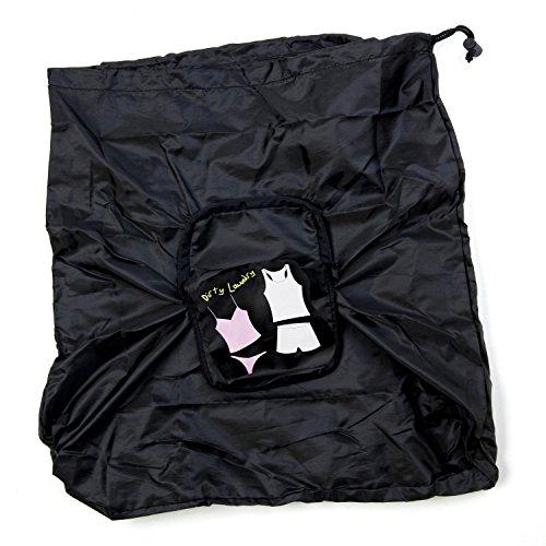 "Miamica Bag Dirty Laundry"", Black"