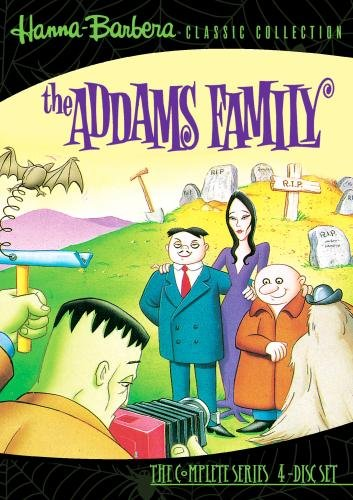 Addams Family: S1 (Animated) (4 Disc) -