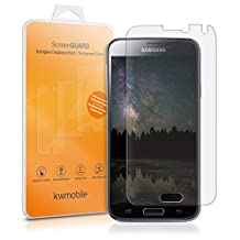 kwmobile Screen protector tempered glass matt and anti-glare for Samsung Galaxy S5 / S5 Neo / S5 LTE+ / S5 Duos - Premium quality!