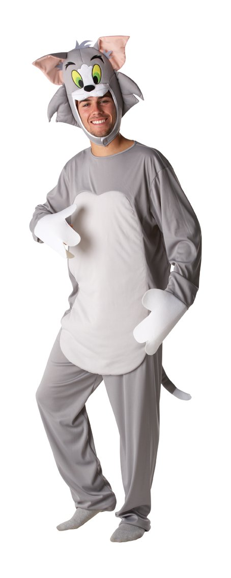 Tom and Jerry - Tom - Adult Costume