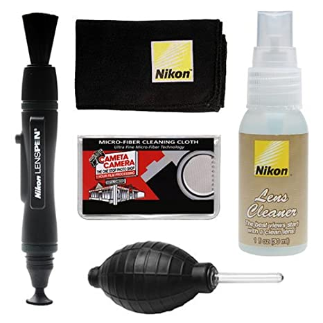 Review Nikon Cleaning Combo Kit: