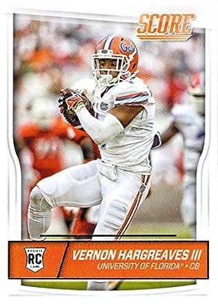 half off aeb62 2e39e Amazon.com: Football NFL 2016 Score Rookies #412 Vernon ...