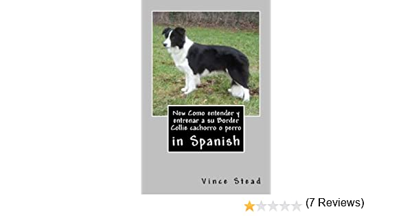 New Como entender y entrenar a su Border Collie cachorro o perro: Amazon.es: Vince Stead: Libros