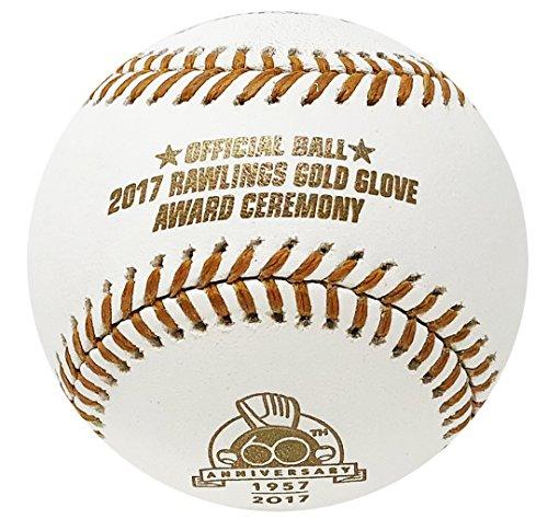 Rawlings Official MLB Gold Glove 60th Anniversary Commemorative Baseball - Boxed ()