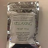 (US) Relaxing Hemp Tea