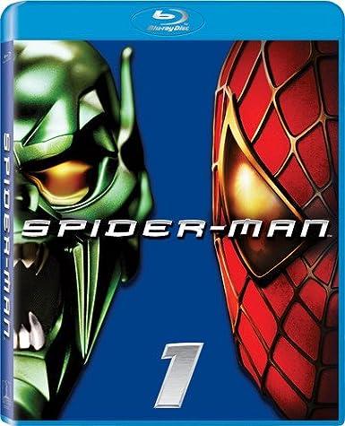Spider-Man 2002 Edizione: Stati Uniti USA Blu-ray: Amazon.es