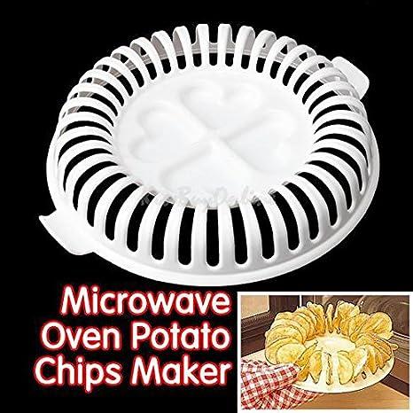 Amazon.com: Chips de patata Bandeja de horno horno de ...