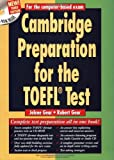 Cambridge Preparation for the TOEFL(R) Test Book [With CDROM] (Cambridge Preparation for the TOEFL (W/CD ROM))