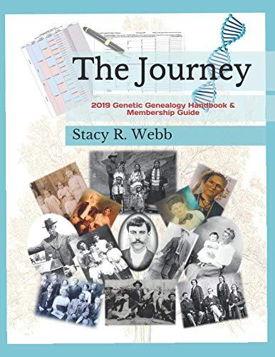 9780939479566: The Journey, 2019: Genetic Genealogy Handbook