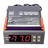 WH7016K DC12V Digital Semiconductor Temperature Controller Thermoelectric Cooler Peltier Thermostat - Electrical Gadgets & Tools Temperature Controller - 1 x Electric Arc Lighter,1 x USB C