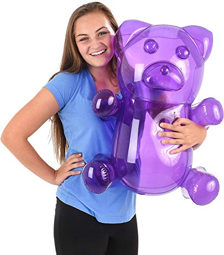 Candy Gummy Bear Costumes - Block Buster Costumes Delicious Candy Large