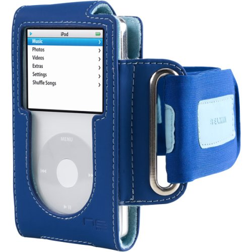 Ipod Video Sports Armband Blue