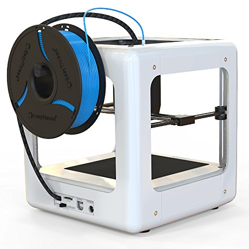 Mini 3D Printer - Desktop 3D Printer Kit with 250g PLA Filament and TF Card for Kids Home Schools Users