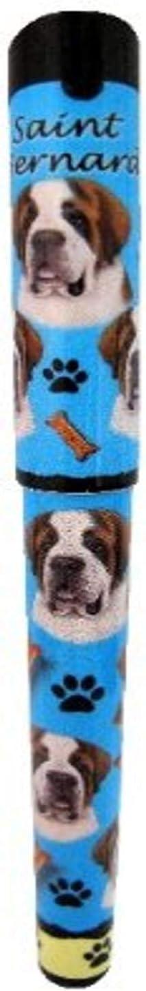 E&S Pets Saint Bernard Pen Easy Glide Gel Pen, Refillable with A Perfect Grip, Great for Everyday Use, Perfect Saint Bernard Gifts for Any Occasion