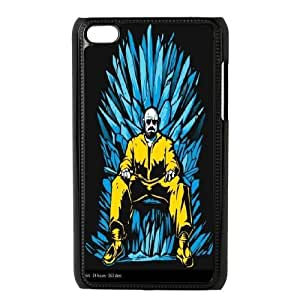 TV Breaking bad series high quality protective case cover FOR IPod Touch 4 SHIKAI2025