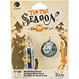 Best Cousins Charms - Cousin Tis The Season Charms, 2 Pack, Blue Review