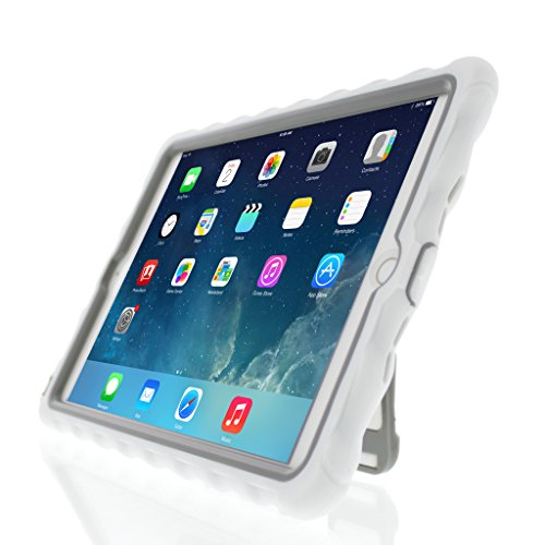 Apple iPad Air 2 Hideaway with Stand White Gumdrop Cases Sil