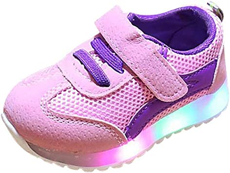 LED Trainer Shoes for Boys Girls