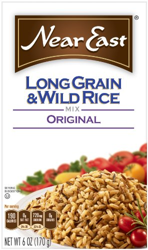 organic wild rice mix - 3