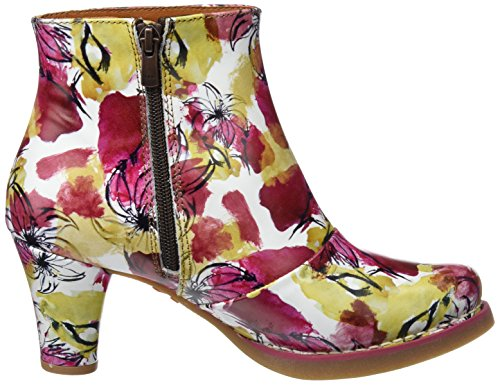 ART 1073 Fantasy St.Tropez, Botines para Mujer Varios colores (Flowers)