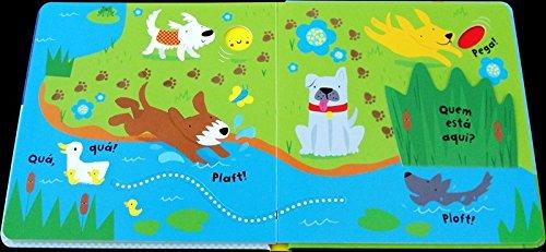 Cachorros E Gatos: Com Meus Dedinhos: Josephine Thompson: 9781474909167: Amazon.com: Books