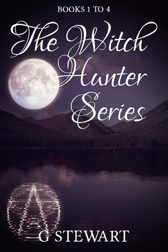 The Witch Hunter Series - Books 1 to 5. Extended Editon -