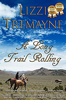 A Long Trail Rolling  (3rd Edition) (The Long Trails Series Book 1) by [Tremayne, Lizzi]